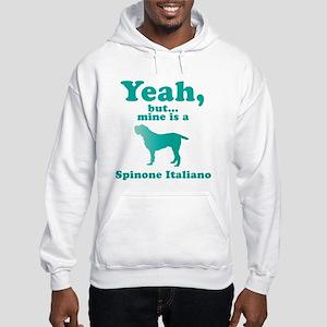 Spinone Italiano Hooded Sweatshirt
