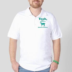 Spinone Italiano Golf Shirt