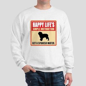 Spanish Water Dog Sweatshirt