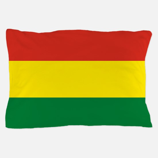 Flag: Bolivia Pillow Case