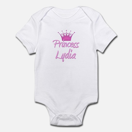 Princess Lydia Infant Bodysuit
