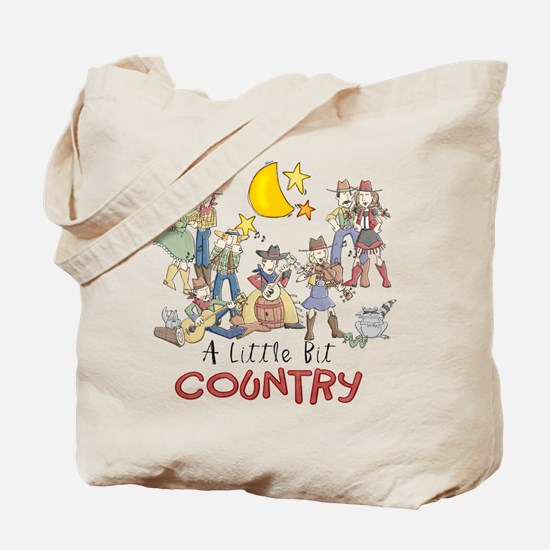 Little Bit Country Tote Bag