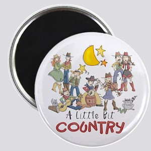 Little Bit Country Magnet