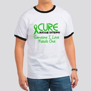 CURE Muscular Dystrophy 2 Ringer T