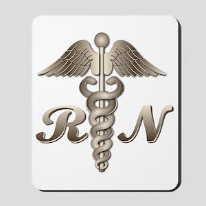 RN Caduceus Mousepad