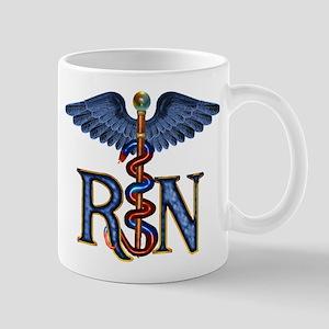 RN Caduceus Mug