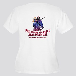 PMAI Women's Plus Size V-Neck T-Shirt