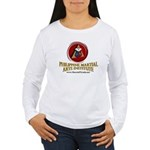PHILIPPINE MARTIAL ARTS INST LONG SLEEVE T-SHIRT