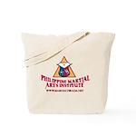 PHILIPPINE MARTIAL ARTS INSTITUTE TOTE BAG