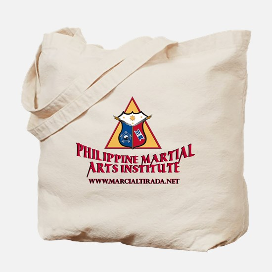 PHILIPPINE MARTIAL ARTS INSTITUTE TOTE BAG
