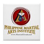 PHILIPPINE MARTIAL ARTIS TILE COASTER