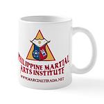 PHILIPPINE MARTIAL ARTS INSTITUTE MUG