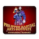 PHILIPPINE MARTIAL ARTS INSTITUTE MOUSE PAD