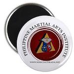 PHILIPPINE MARTIAL ARTS MAGNET