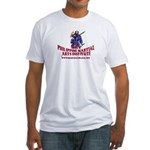 PHILIPPINE MARTIAL ARTS INSTITUTE FITTED T-SHIRT