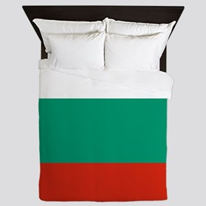 Flag: Bulgaria Queen Duvet