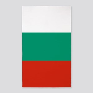 Flag: Bulgaria Area Rug
