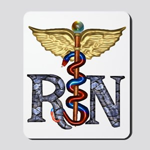 RN Caduceus Mousepad