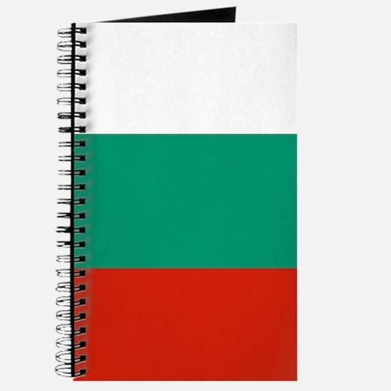 Flag: Bulgaria Journal