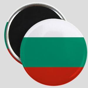 Flag: Bulgaria Magnet