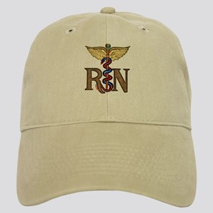 RN Caduceus Cap