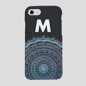Medallion Monogrammed iPhone 7 Tough Case