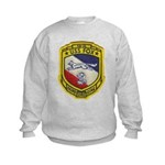 USS FOX Kids Sweatshirt