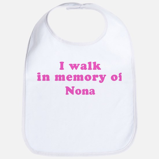 Walk in memory of Nona Bib