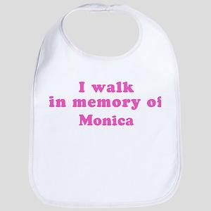 Walk in memory of Monica Bib