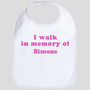 Walk in memory of Simone Bib