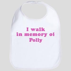 Walk in memory of Polly Bib
