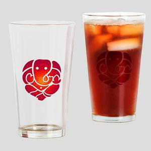 PROSPERITY Drinking Glass
