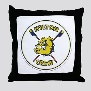 Hylton Crew Boosters Throw Pillow