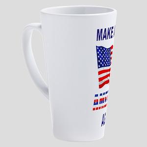 AMERICAN 17 oz Latte Mug