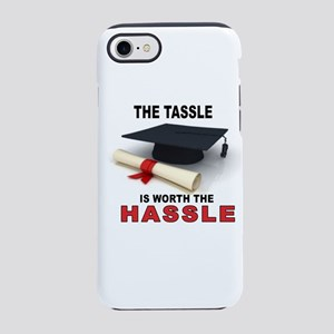 COLLEGE TASSLE iPhone 8/7 Tough Case
