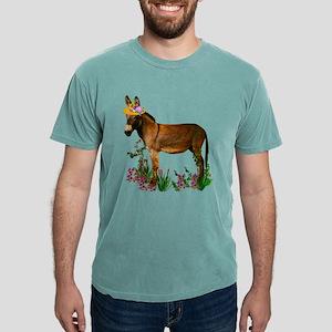 Burro in Straw Ha T-Shirt