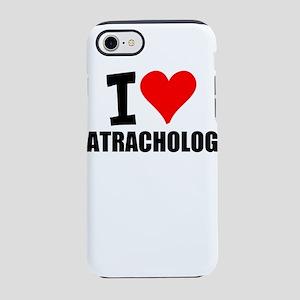 I Love Batrachology iPhone 8/7 Tough Case