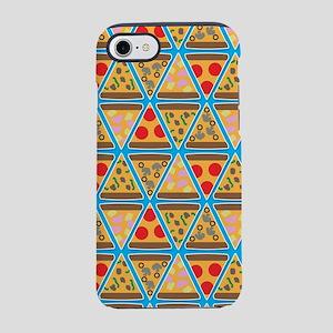 Pizza Pattern iPhone 7 Tough Case
