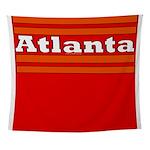 Atlanta Football Wall Tapestry