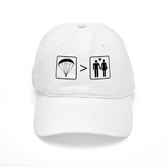 Para-love Baseball Cap