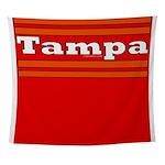 Tampa Football Wall Tapestry