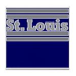 St. Louis Football Tile Coaster
