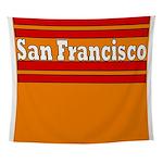 San Francisco Football Wall Tapestry