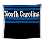 North Carolina Football Wall Tapestry
