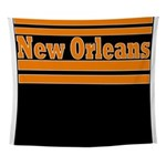 New Orleans Football Wall Tapestry