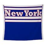 New York Football Wall Tapestry