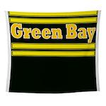 Green Bay Football Wall Tapestry