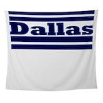 Dallas Football Wall Tapestry