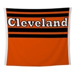Cleveland Football Wall Tapestry