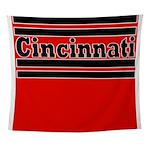 Cincinnati Football Wall Tapestry